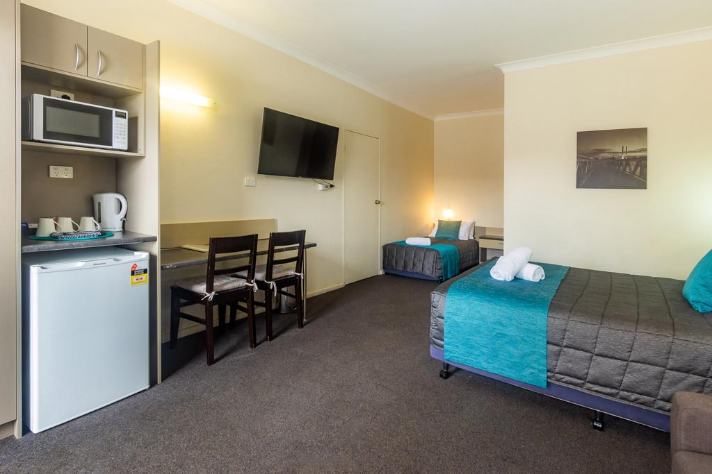 Standard Twin Share Accommodation