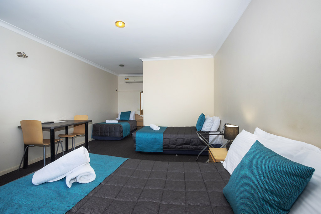 Family Accommodation in Taree